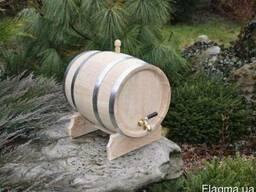 Изготавливаем дубовые бочки в Украине под алкоголь!!