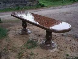 Изготавливаем и продаем столы,вазы,шары,фонтаны.памятники