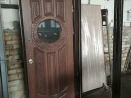 Изготавливаем металлические (бронированые) двери