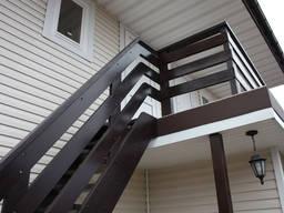 Изготовим вам деревянную лестницу по супер цене Киев!!!