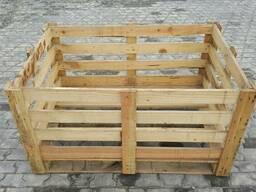 Изготовим деревянную тару
