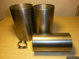 Гильза блока цилиндров в т. ч. нестандарт, седла клапана