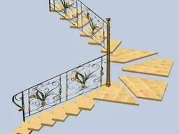 Изготовим лестницу - фото 2