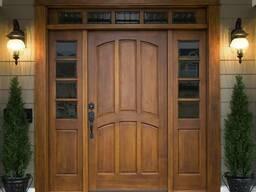 Изготовим мебель, двери, окна, лестницы из натур. дерева