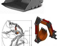 Изготовим пальцы втулки ремонт стрел ковшей плугов культиваторов