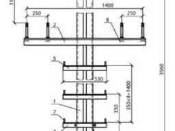 Изготовление арматуры для ЛЭП
