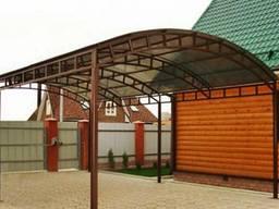 Изготовление арочных ферм в Донецке.