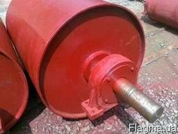 Изготовление барабанов приводных , обводных , натяжных