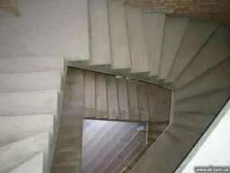 Изготовление бетонных лестниц Полтава