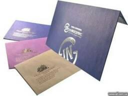 Изготовление бумажных конвертов Днепропетровск