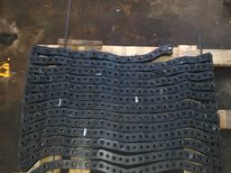 Изготовление цепей для промышленных котлов