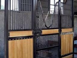 Изготовление денников для лошадей