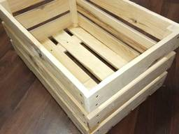 Изготовление деревянной тары