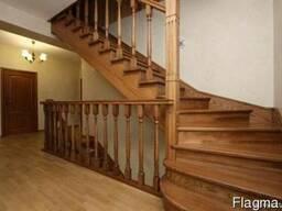 Изготовление деревянных лестниц. Донецк-Макеевка