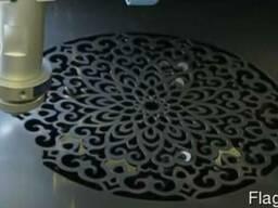 Изготовление деталей из листового металла на лазерном станке