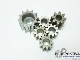 Изготовление деталей методом порошковой металлургии
