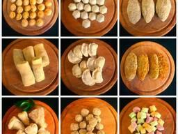 Изготовление домашних полуфабрикатов, комплексные обеды
