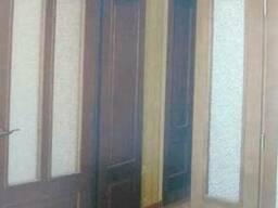Изготовление дверей и лестниц из массива (дерева)