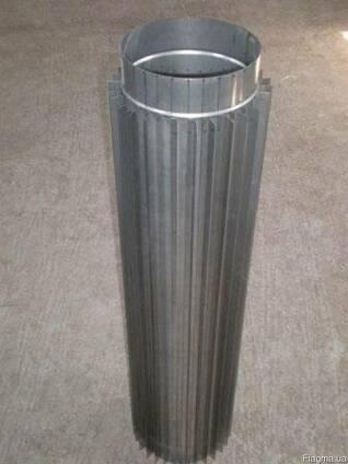 Изготовление элементов дымохода, труба дымоходная за 4 дня