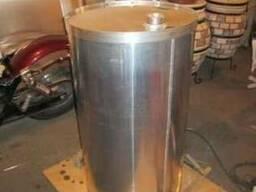 Изготовление емкостей из н/ж стали, алюминия, черн. металла.