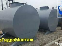 Изготовление горизонтальных резервуаров РГС, емкостей