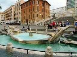Изготовление городских фонтанов.