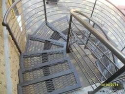 Изготовление и монтаж лестниц, навесов, ворот. Любые изделия