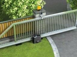 Изготовление и монтаж сдвижных ворот