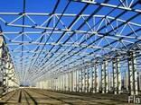 Изготовление и монтаж строительных металлоконструкций - фото 1