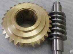 Изготовление и ремонт червячных передач