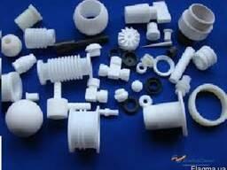 Изготовление изделий из фторопласта, капролона, полиамида.