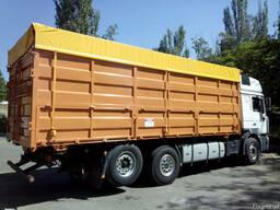 Изготовление кузовов зерновоз - фото 4
