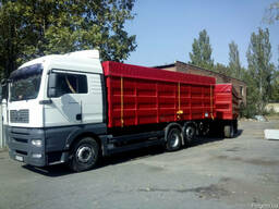Изготовление кузовов зерновоз - фото 5