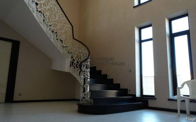 Изготовление лестниц и ограждений в Одессе