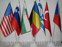 Изготовление любых флагов и флажков