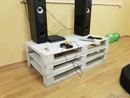 Изготовление мебели из поддонов на заказ быстро и не дорого