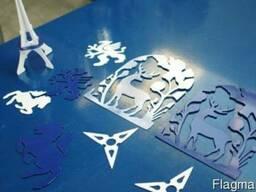 Изготовление металлических деталей под заказ