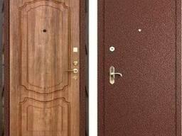 Изготовление металлических входных дверей Днепр, Установка