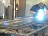 Изготовление металлических дверей - фото 7