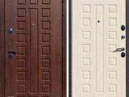 Изготовление металлических Дверей по индивидуальному размеру - фото 1