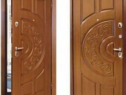 Изготовление металлических Дверей по индивидуальному размеру - фото 2