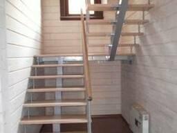 Металлические лестницы и металокаркасы в Херсоне
