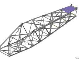 Изготовление металлоконструкций, металлоизделий