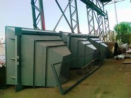 Металлоконструкция бункера