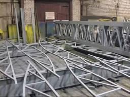Изготовление металлоконструкций. Сварочные изделия из металл