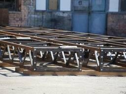 Изготовление металоконструкций, сварочные работы