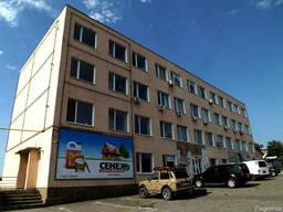 Изготовление и монтаж баннерных конструкций в Бердянске - фото 1