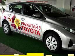 Шостка Сумской области изготовление и монтаж рекламы