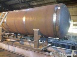 Изготовление /монтаж резервуаров, емкостей.