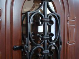 Изготовление нестандартных входных дверей